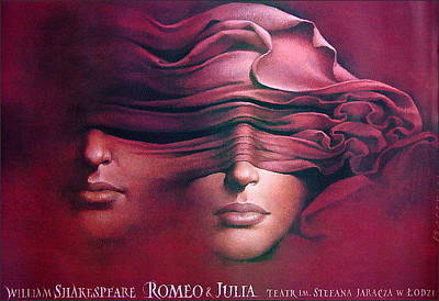 Mixed Media - Romeo I Julia by Wieslaw Walkuski
