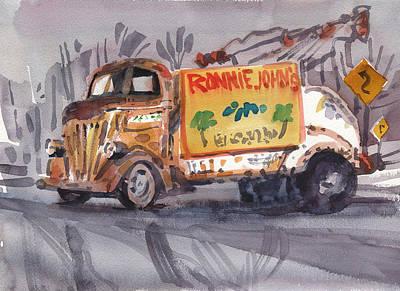 Ronniejohn's Four Original by Donald Maier