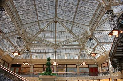 Rookery Ceiling Print by David Bearden
