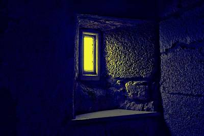 Digital Art - Room In Pendennis Castle by Carrie OBrien Sibley