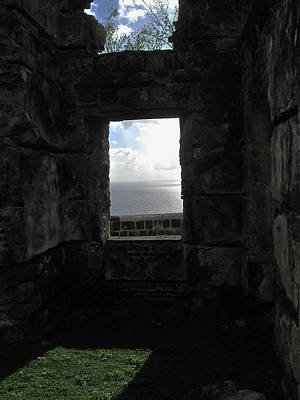 Photograph - Room With A Seaview by Ian  MacDonald