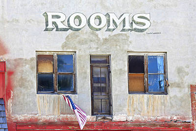Photograph - Rooms  by James Steele