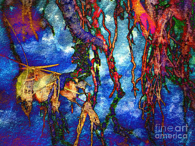 Art Print featuring the photograph Roots by Irina Hays