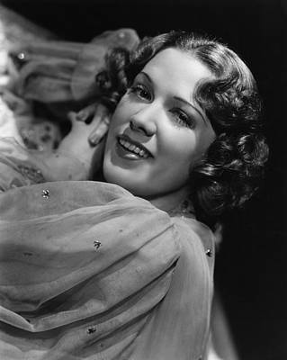 1937 Movies Photograph - Rosalie, Eleanor Powell, 1937 by Everett