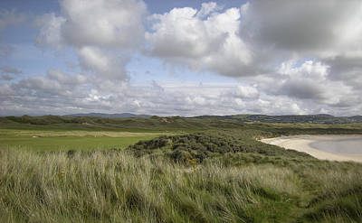 Photograph - Rosapenna Golf Course by John Farley