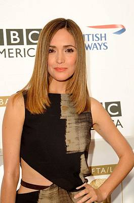2010s Fashion Photograph - Rose Byrne In Gucci At Arrivals For 8th by Everett