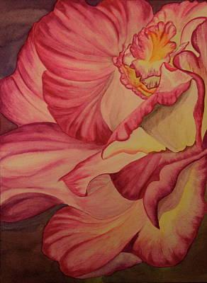 Rose Two Art Print