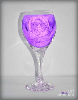 Photograph - Rose Wine by Patrick Witz