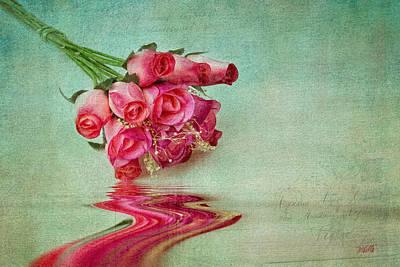 Roses Art Print by Michael Petrizzo