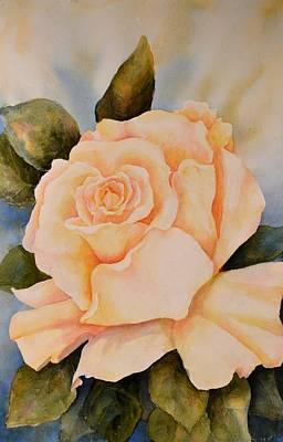 Painting - Rosie by Pamela Lee