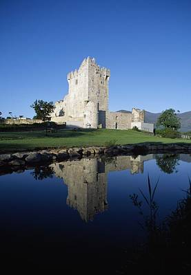 The Clan Photograph - Ross Castle, Killarney, Co Kerry by The Irish Image Collection