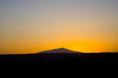Photograph - Roswell Sunset by Van Corey