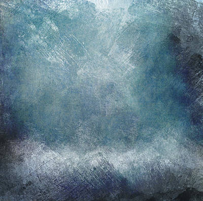 Digital Art - Rough Seas by Jean Moore