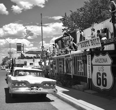 Photograph - Route 66  by Dany Lison