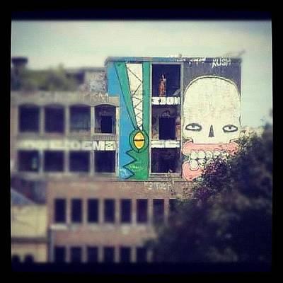 Reptiles Wall Art - Photograph - #rowdy #bristolgraffiti #bristol by Nigel Brown