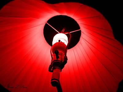 Photograph - Roxannes Red Light by Shana Rowe Jackson