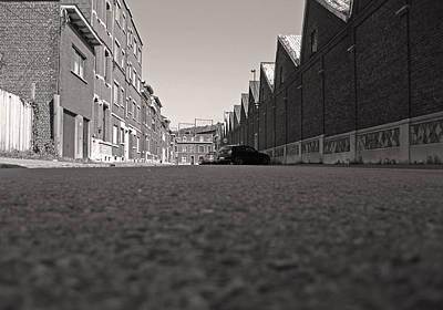 Photograph - Rue De Jemeppe by Nop Briex