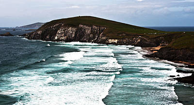 Photograph - Rugged Coast by Edward Peterson