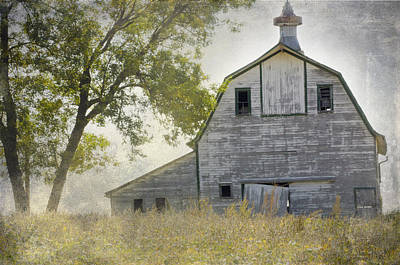 Artist Christine Belt Photograph - Rural America II by Christine Belt