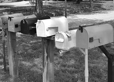 Rural Me Not Art Print
