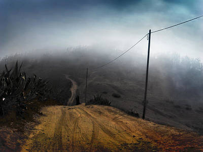 Ruralscape #4 Art Print by Alfredo Gonzalez