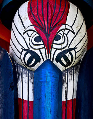 Russian Totem Art Print