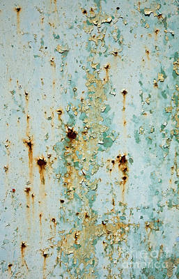Photograph - Rust 2 by Glennis Siverson