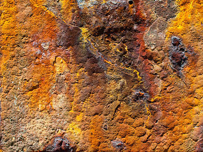 Photograph - Rust by Gary Eason