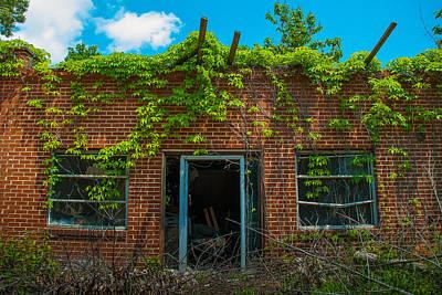 Photograph - Rustic Inn by Gene Hilton