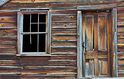 Photograph - Rustic Memories by Karon Melillo DeVega
