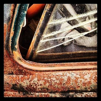 Truck Photograph - Rusty Viewpoint by Gwyn Newcombe