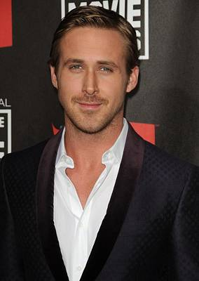 Hollywood Palladium Photograph - Ryan Gosling At Arrivals For 16th by Everett
