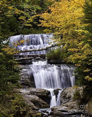 Photograph - Sable Falls by Anne Raczkowski