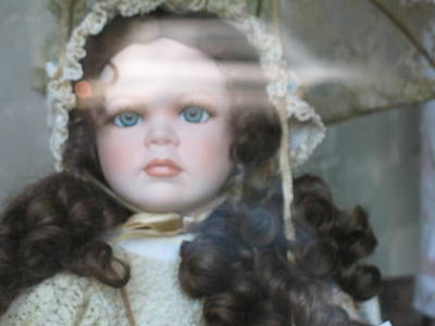 Photograph - Sad Doll by Colleen Rugg