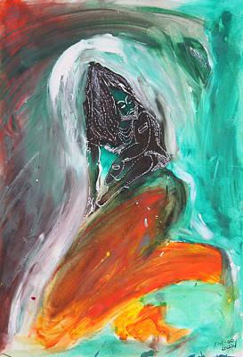 India Babas Painting - Sadhu by Die Go Learn