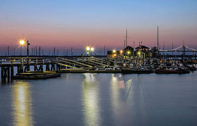 Photograph - Safe Harbor by Robin-Lee Vieira