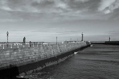 Safe Harbour Art Print by Gary Finnigan