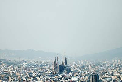 Gaudi Photograph - Sagrada Familia by Roc Canals Photography