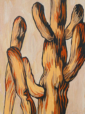 Painting - Saguaro 20 by Sandy Tracey