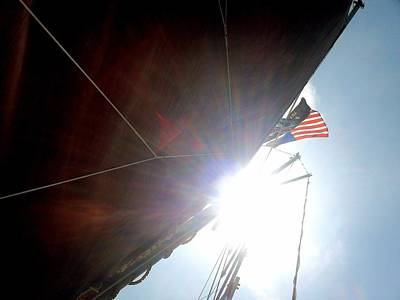 Photograph - Sail And Sun by Van Corey