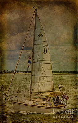 Ponce Photograph - Sailing 37 by Deborah Benoit