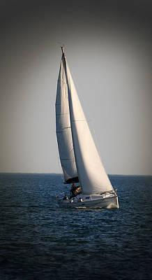 Photograph - Sailing by Milena Ilieva