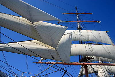 Photograph - Sailing Ship by Scott Brown