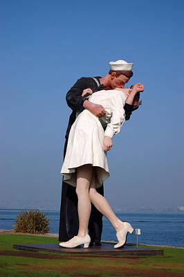 Photograph - Sailor's Kiss by Holly Blunkall
