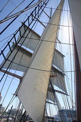 Photograph - Sails by Scott Brown