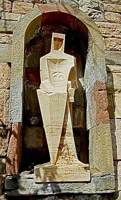 Eruopa Photograph - Saint George - Montserrat by Juergen Weiss