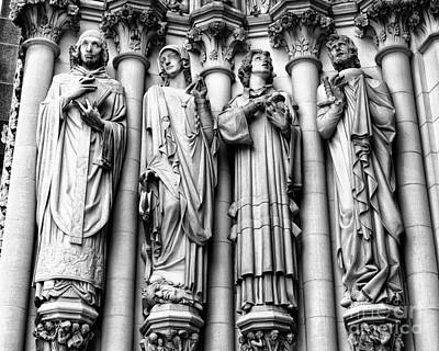 Photograph - Saint John The Divine by Anne Raczkowski