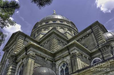 Photograph - Saint Josephat Church by David Bearden