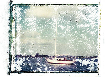 Photograph - Saint Lucie Sailboat by Patrick M Lynch