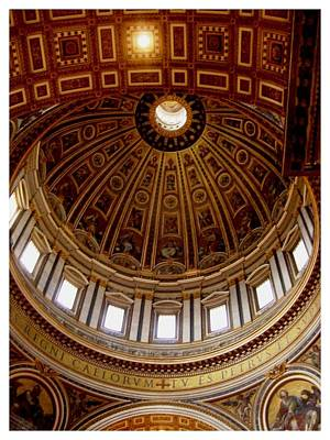 Photograph - Saint Peters Dome by Frank Wickham